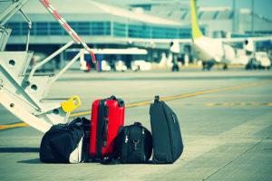Bagaże w samolocie