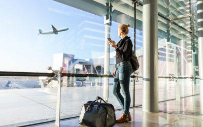 Savoir-vivre w podróży samolotem