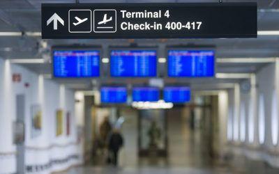 Jak dojechać na lotnisko  Chicago O'Hare